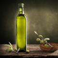 Huile d'olive bois