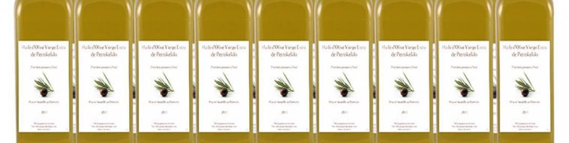 Notre sélection d'étiquettes pour les producteurs d'huiles d'olive