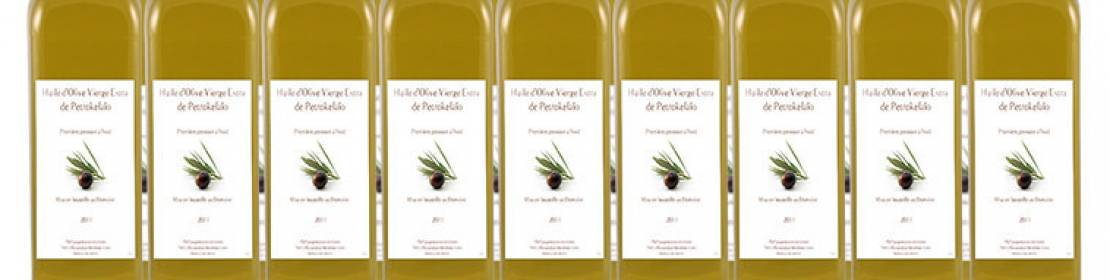 Our selection of labels for olive oil producers