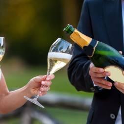 Étiquettes personnalisées pour mariage