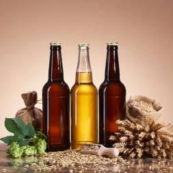 Étiquettes personnalisées pour bouteille de bière