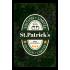 Étiquette personnalisée autocollante modèle bière Heineken