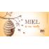 Étiquette personnalisée autocollante miel perso