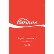Étiquette personnalisée Cola</strong> &Eacute;tiquette cr&eacute;&eacute;e le 05/03/2019