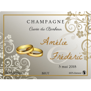 Champagne Alliance Self Adhesive Label</strong> &Eacute;tiquette cr&eacute;&eacute;e le 12/03/2018