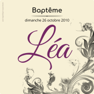 Self-adhesive label personalized stylized baptism</strong> &Eacute;tiquette cr&eacute;&eacute;e le 12/03/2018